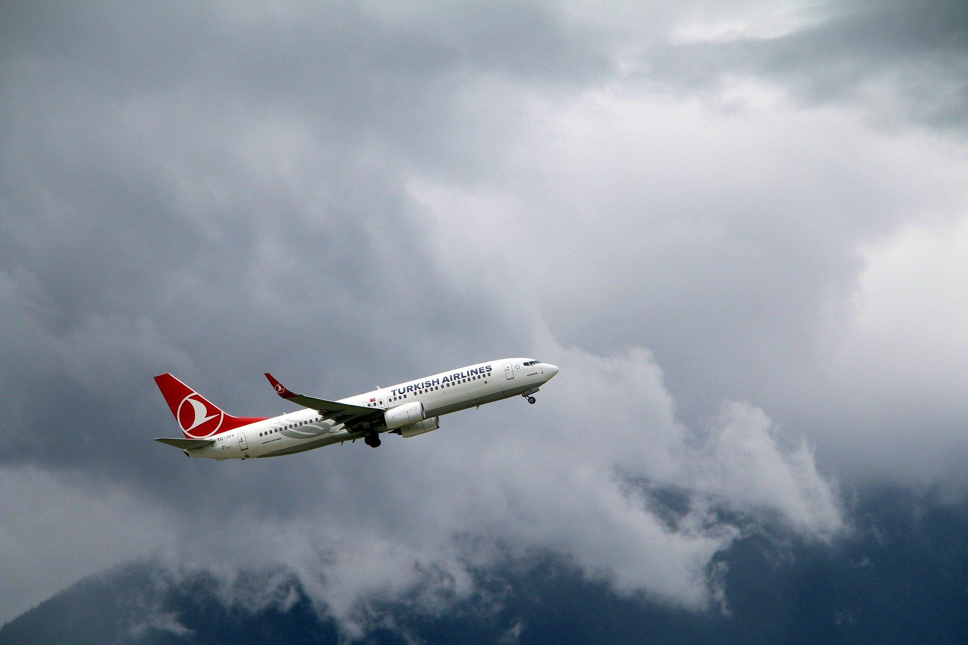 Avrupada En Çok Uçan İkinci Şirket THY